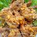 Udang Telur Asin, Wisata Kuliner Makanan Nusantara