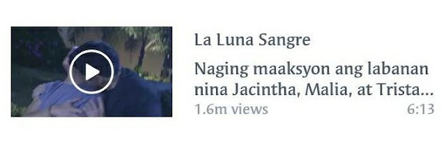 A Trip Down The Memory Lane: Jacintha Magsaysay's LLS Scenes That Had Million Views!