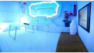 tidur menyenangkan di hotel kapsul dan hostel