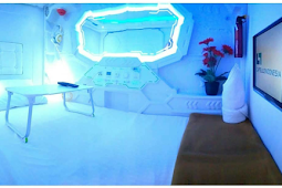 Tips Tidur Menyenangkan di Hotel Kapsul dan Hostel