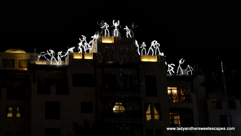 Keyframes at Dubai Festival of Lights