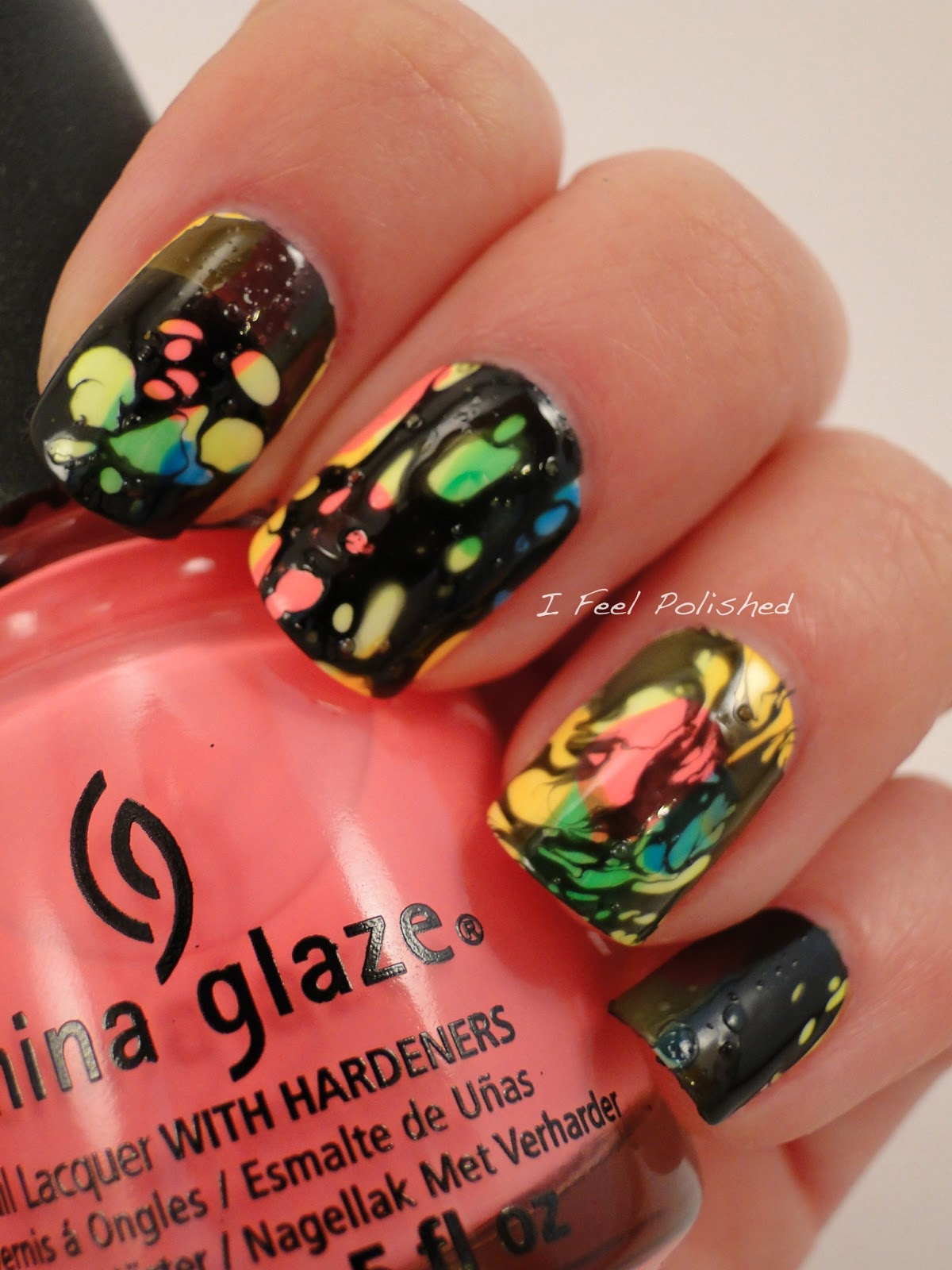 31dc2012 Day 10 Gradient Nails: Dope Nails Doe
