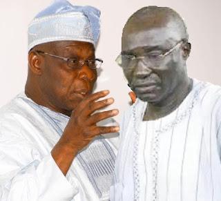Obasanjo and Bamaiyi
