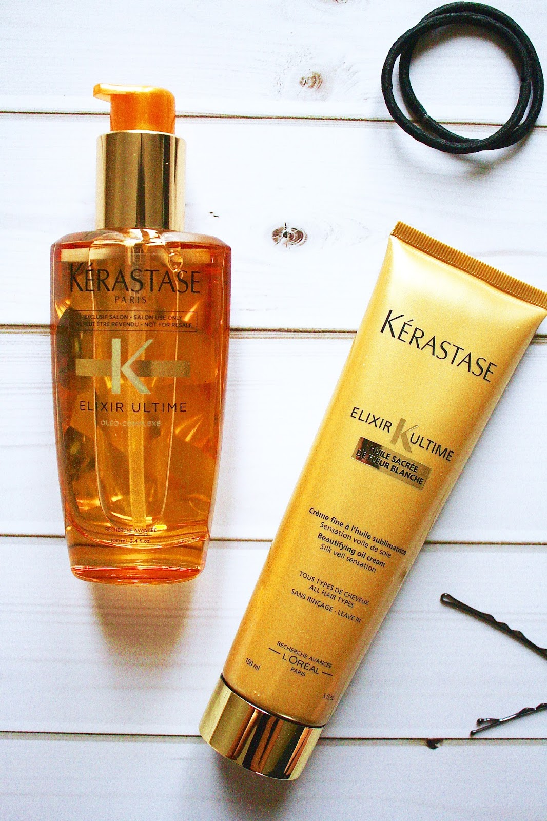 Kérastase Elixir Ultime Review
