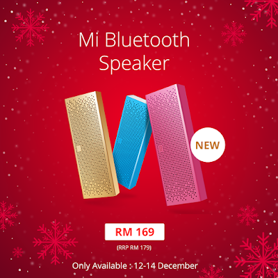 Mi Malaysia Bluetooth Speaker Price Cut Discount Promo Lazada