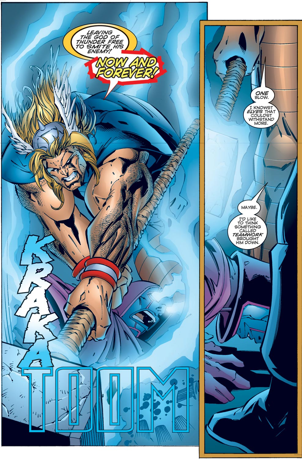 Read online Avengers (1996) comic -  Issue #3 - 17