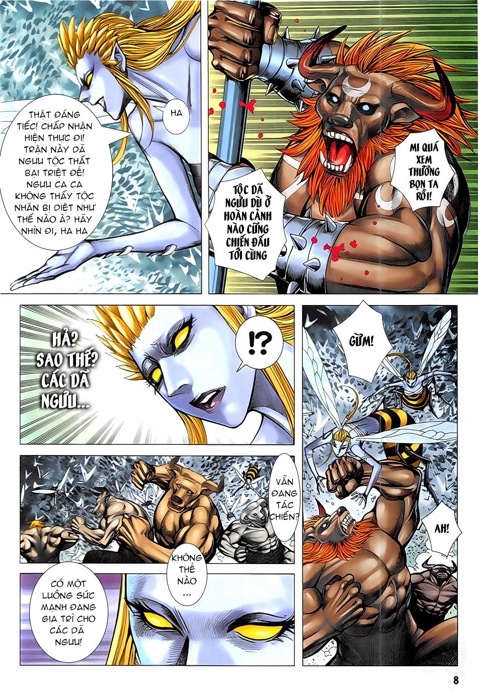 Tây Du chap 55 page 8 - IZTruyenTranh.com