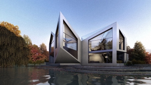 01-The-D-Dynamic-House-The-D*Haus-Company-designs-Architecture-square-triangular-house