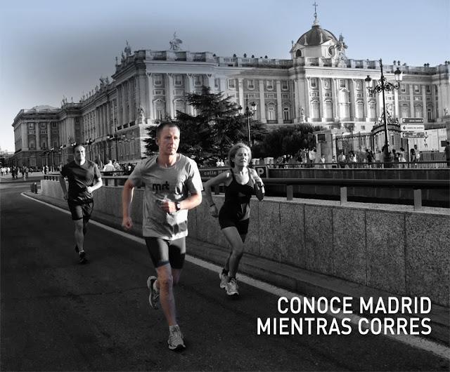 Madrid Running Tours. Turismo por Madrid mientras corres.
