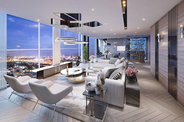 căn hộ Penthouse Vinhomes Skylake
