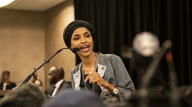 US Muslim Congresswoman Ilhan Omar is 'disrespectful' to the United States and 'disrespectful' to Israel: President Donald Trump