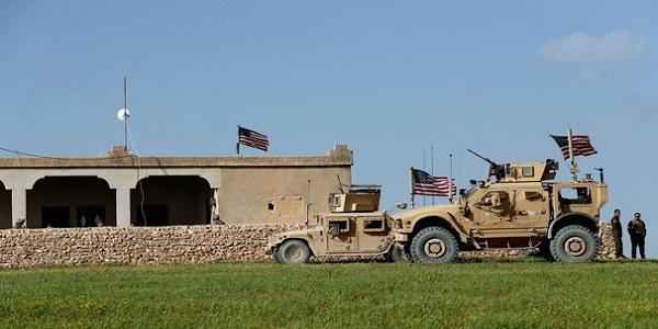 Οι Αμερικανοί αποχωρούν... ενισχύοντας τις δυνάμεις τους στον Κουρδικό θύλακα