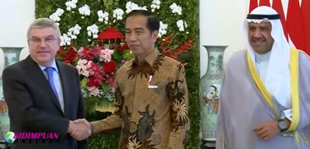 Presiden Joko Widodo ajukan Pelaksanaan Olimpiade 2032 di Indonesia