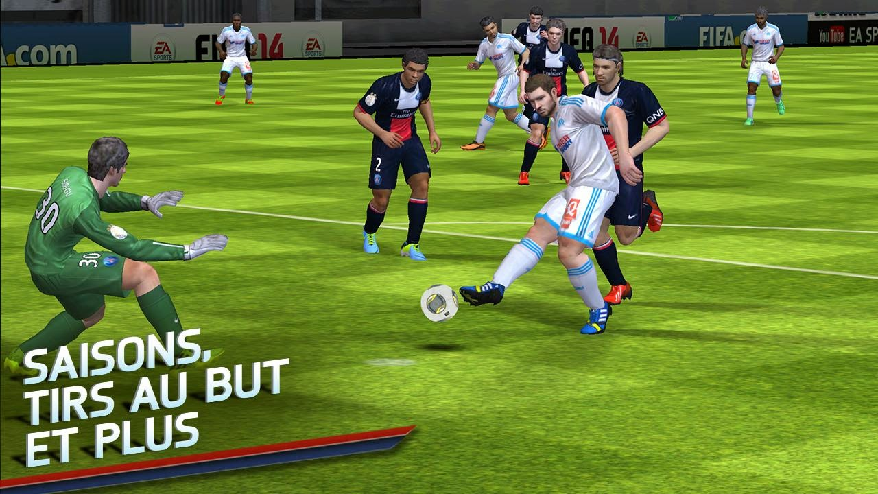 FIFA 14 d'EA SPORTS Android