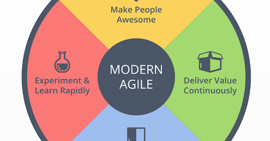 Has Agile lost its way? Only if you let it, educate yourself!