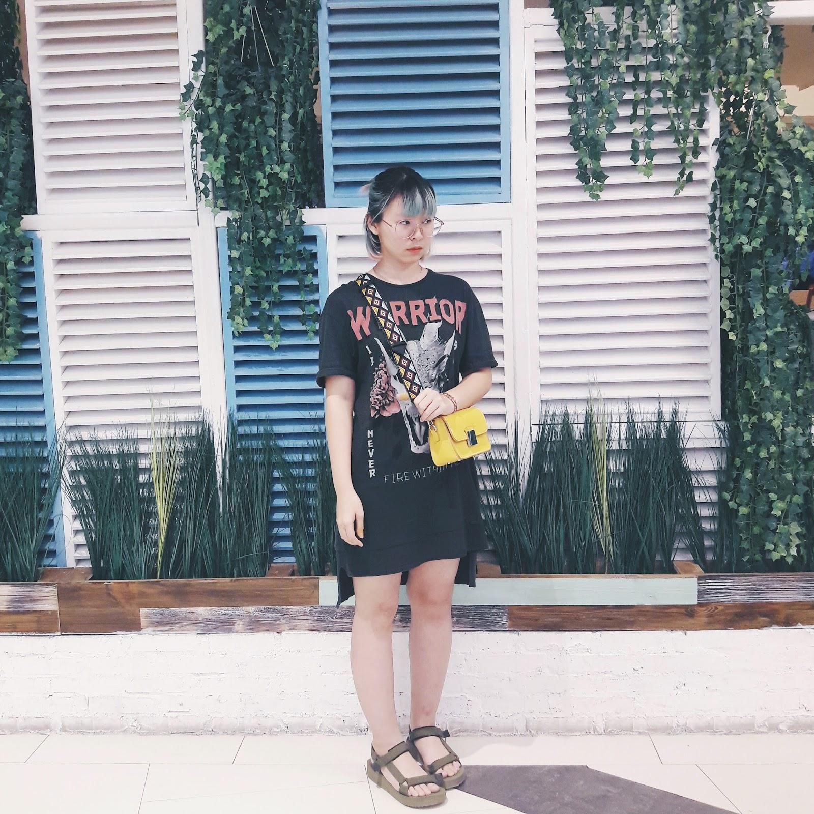 Warrior outfit | www.bigdreamerblog.com