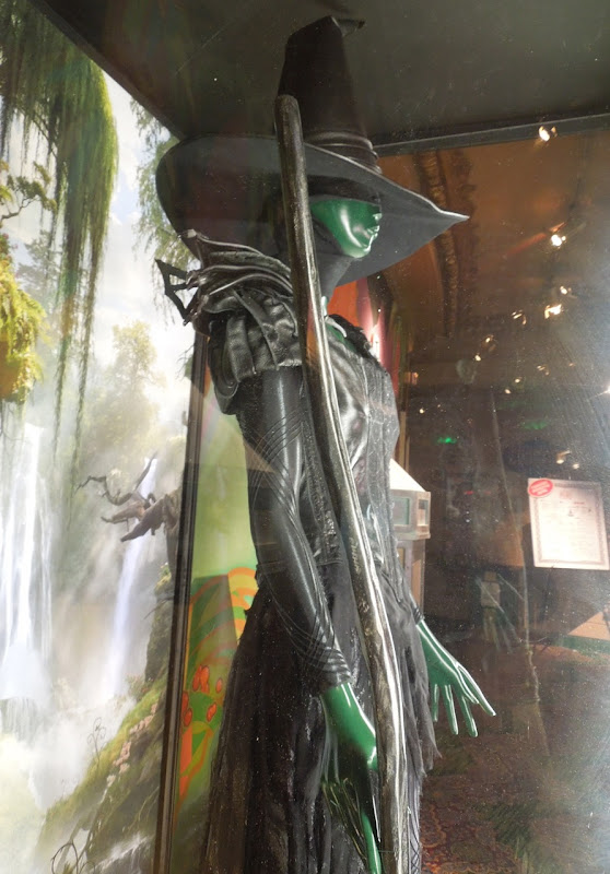 Wicked Witch Oz Great Powerful movie costume