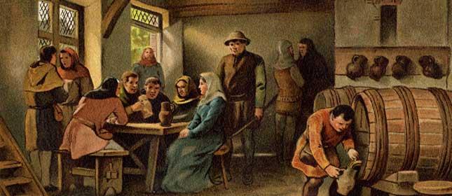 El blog de acebedo la cocina medieval en asturias y en for Cocinas industriales siglo