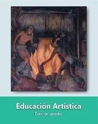 Libro de texto  Educación Artística Tercer grado 2020-2021