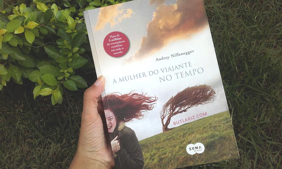 Resenha do livro A Mulher do Viajante no Tempo