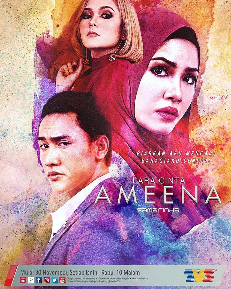 Drama Lara Cinta Ameena (TV3)