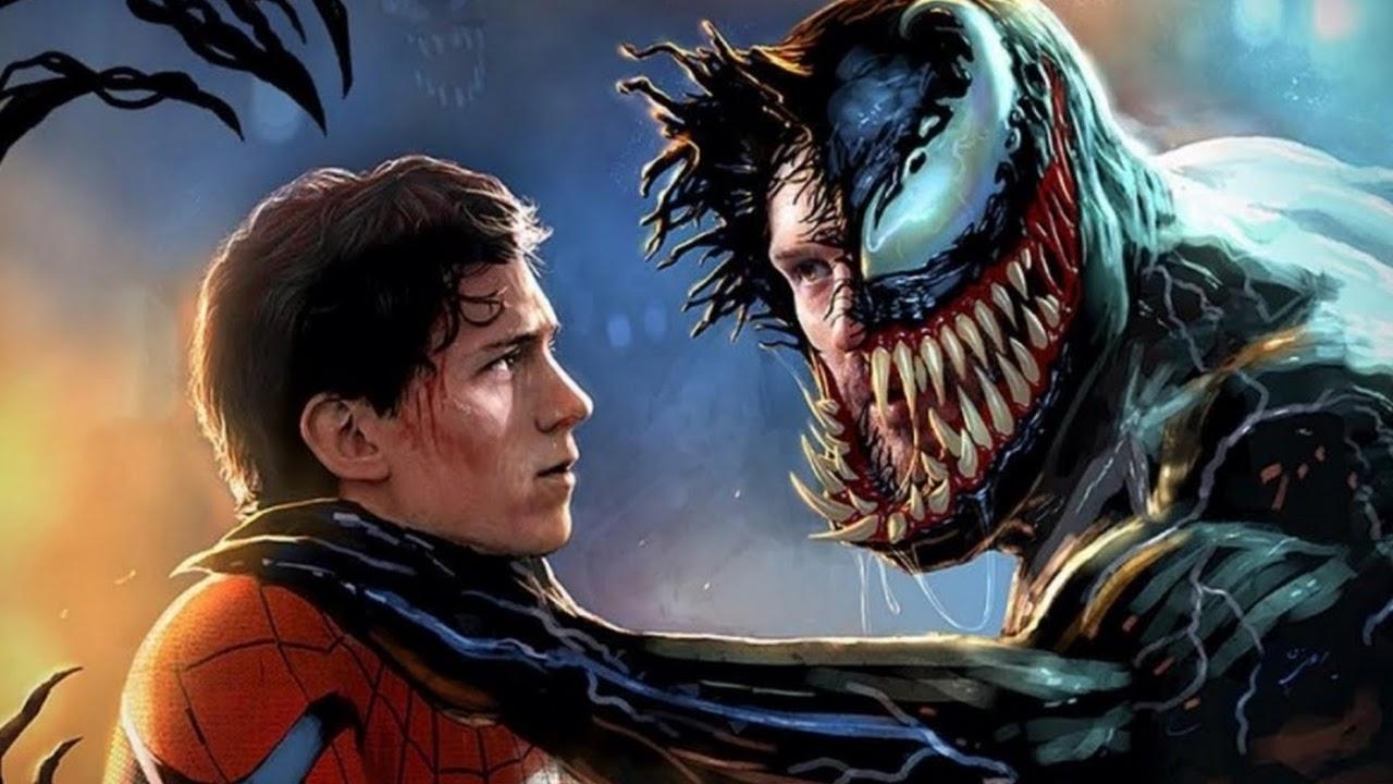 Fã cria arte incrível do Homem-Aranha no Universo do Venom