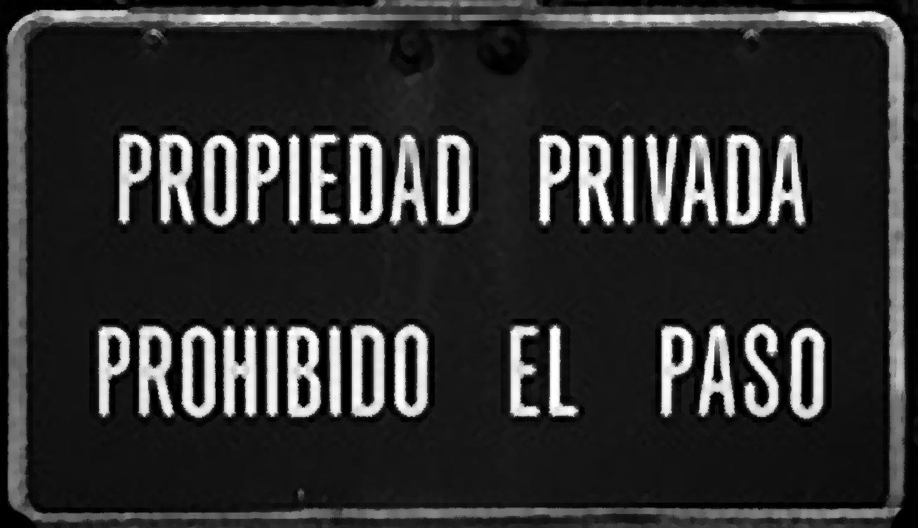 0: Apuntes sobre la vida privada y la propiedad privada. - photo#30