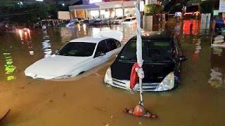 Banjir Kemang #1 Agustus 2016