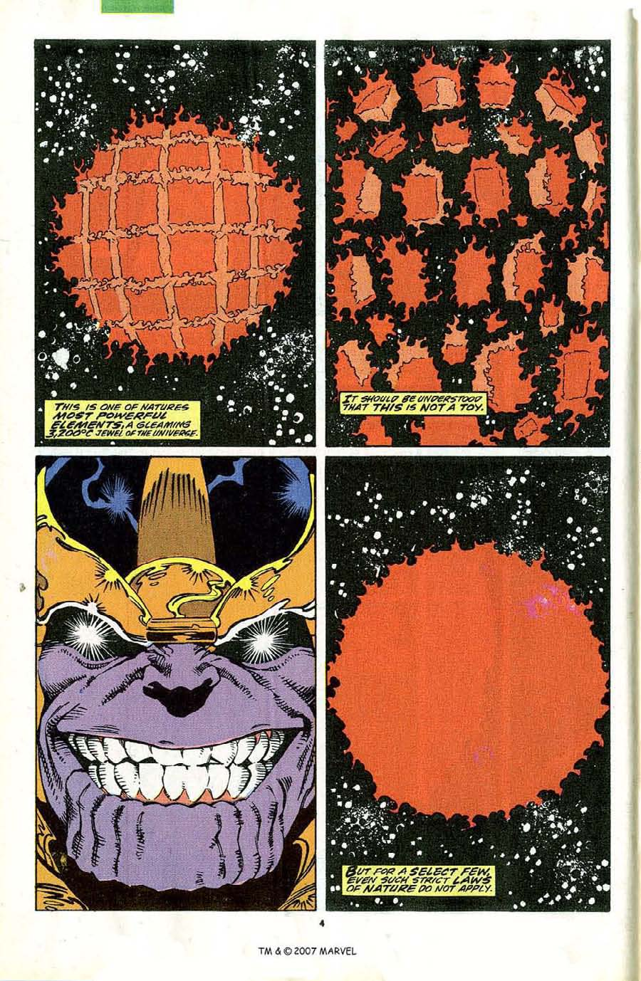 Read online Silver Surfer (1987) comic -  Issue #44 - 6
