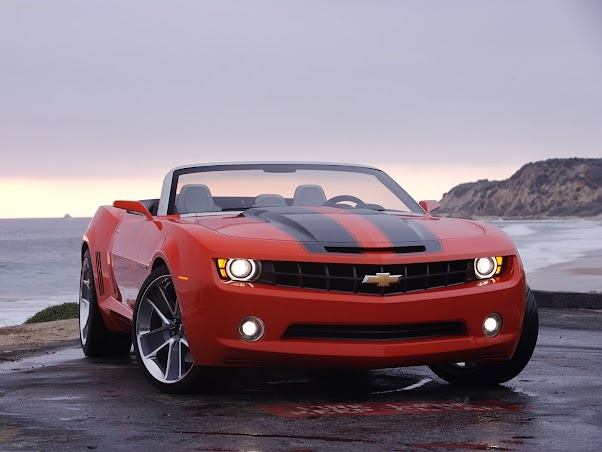 Camaro Convertible Wallpaper Chevrolet Cars