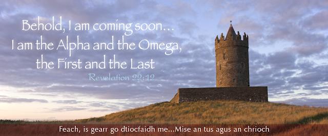 Revelation 22 O'Briens Castle, Co. Clare, Ireland