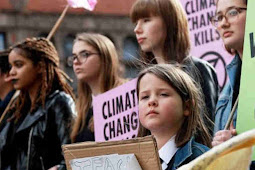 Students Worldwide Skip School to Protest Global Warming