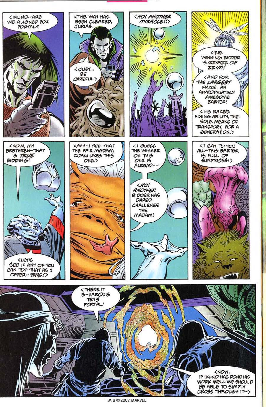 Read online Silver Surfer (1987) comic -  Issue #115 - 22