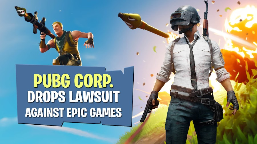 pubg epic games fortnite lawsuit