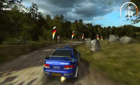 Balap Mobil Mod Apk Offline Rush Rally 3