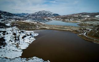 Η άγνωστη λίμνη της Καρδίτσας