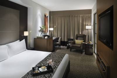 فنادق العنوان دبي مول
