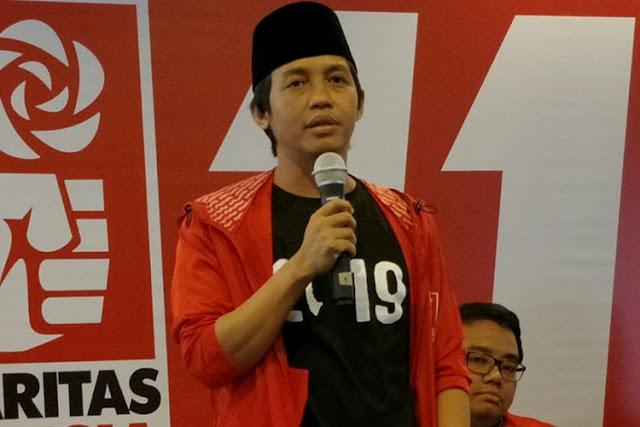 Komentar Menohok Sekjen PSI, Prabowo Buka Donasi Politik Pilpres 2019 Dari Masyarakat, Jangan Sampai Jadi....