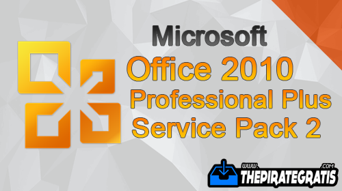 Office 2010 SP2 (32/64 Bits) Completo 2017 via Torrent