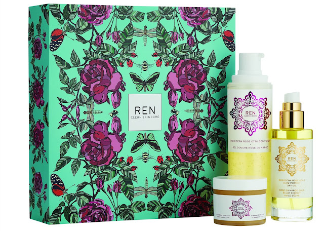 Christmas 2017 with REN Skincare