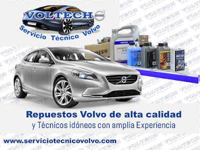 Repuestos Volvo