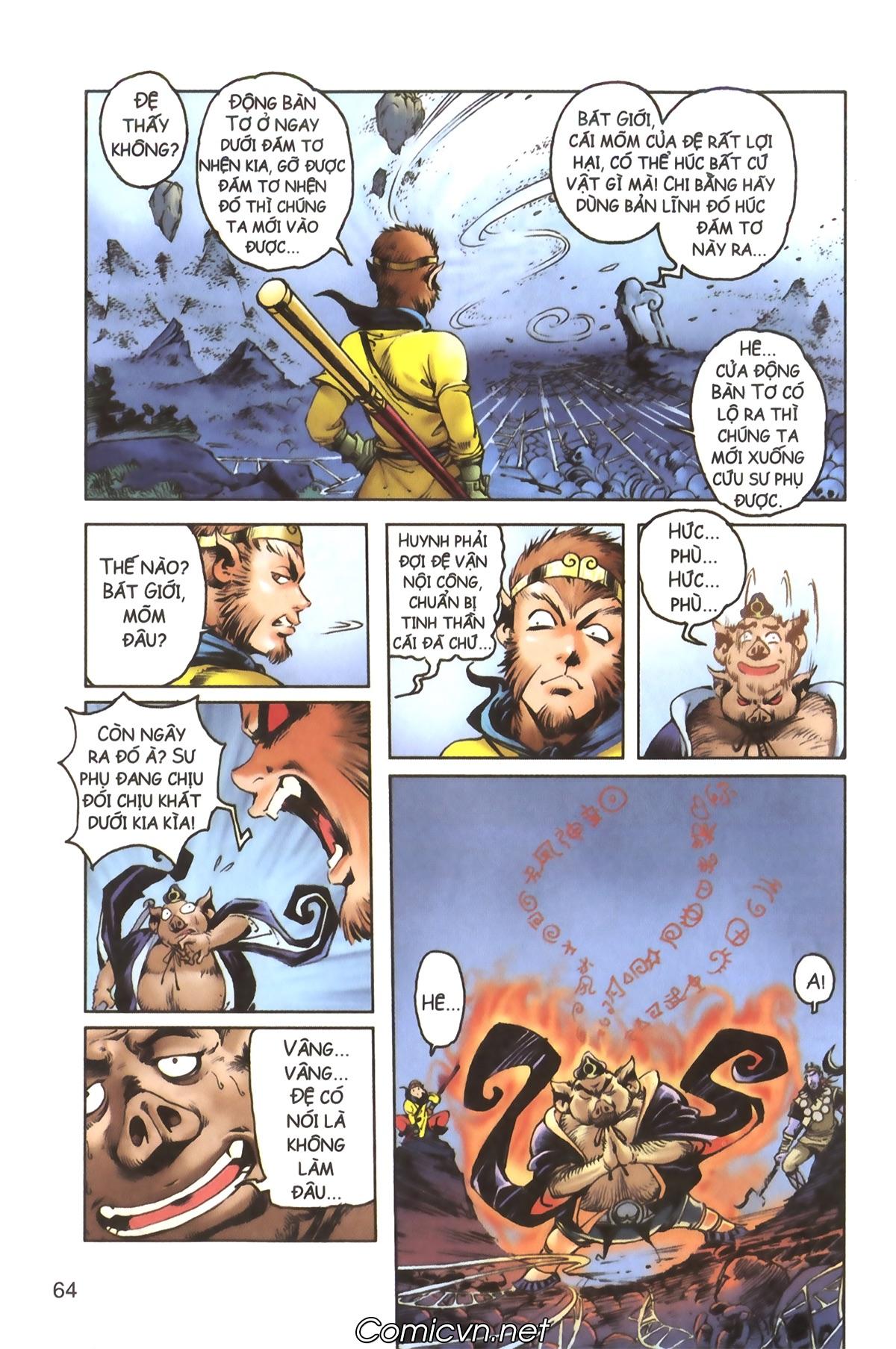 Tây Du Ký màu - Chapter 116 - Pic 10