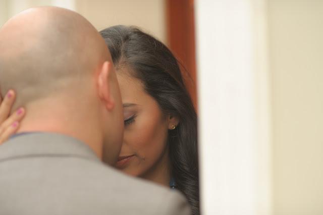 Fotos de novios antes de la boda