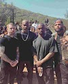 Rapper DMX delivers prayer about God's favor at Kanye West's growing 'Sunday Service' [See Video]