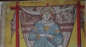 Ένα πορτραίτο του Μωάμεθ με Ελληνικές λέξεις «σκανδαλίζει» τους Τούρκους (Φώτο)
