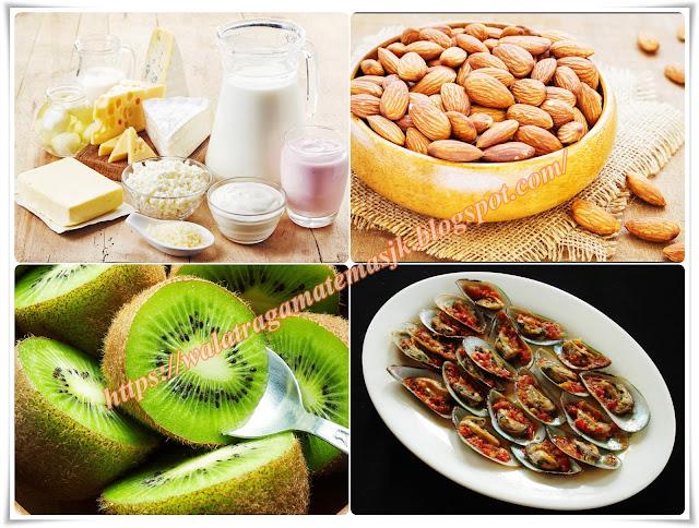 Makanan Untuk Menguatkan Tulang