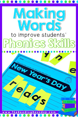 Are you looking for an easy and engaging literacy center that you can use with your students all year? Making Words is the perfect activity to help improve students' phonics and spelling skills.