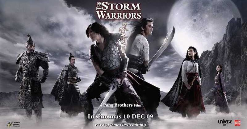 Storm warriors 2009 hindi dubbed movie watch online free