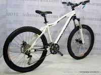 F 26 Inch Forward Fousto 2.0 27 Speed Shimano Alivio HardTail Mountain Bike