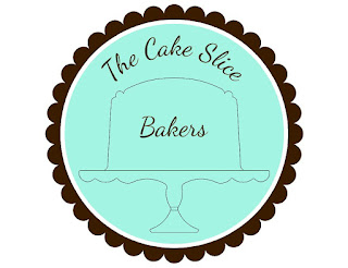 Cake slice bakers logo